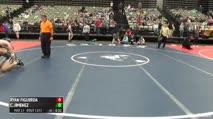 128-I Consi of 8 #1 - Ryan Figueroa, Hammonton vs Christian Jimenez, Florian Techniques
