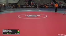 93-J Consi of 8 #2 - Nicholas Patel, Florian Techniques vs Sonny Sasso, Dark Knights