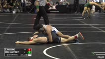 133 Quarter-Finals - Josh Martinez, Air Force vs Gary Wayne Harding, Oklahoma State