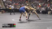 141 Semi-Finals - Seth Gross, South Dakota State vs Bryce Meredith, Wyoming