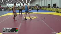 120 Round of 32 - Griffen Busenbarrick, FL vs Corey Secrist, WV
