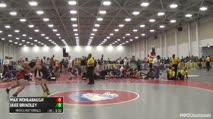152 3rd Place - Max Wohlabaugh, FL vs Jake Brindley, FL