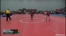 120 Finals - Codi Russell, GA vs Romelle Person, MO