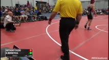 170 Finals - Anthony Falbo, CT vs Andrew Berreyesa, NV