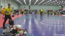 100 Finals - Jaxon Maroney, Nc vs Blake Saito, Oh
