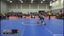 138 Finals - Aaron Brooks, MD vs Cole Corrigan, NJ