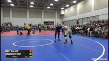285 Finals - Brey Walker, OK vs Calvin Hayford, VT