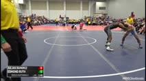 152 Finals - Julian Ramirez, FL vs Edmond Ruth, PA