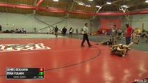 145 Consi-Semis - James Benjamin, Dark Knights PA vs Ryan Vulakh, Lansdale PA