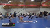 145 Finals - Matt Swanson, Lynbrook NY vs Reginald Davis, Gateway NJ