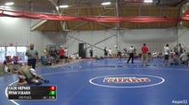145 3rd Place - Cade Hepner, St. Edward vs Ryan Vulakh, Lansdale PA