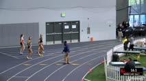 Women's 60m, Round 2 Heat 3