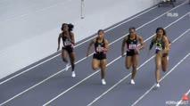 Women's 60m, Final Heat 1