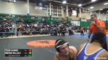 170 Finals - Tyler Barnes, Ballston Spa vs Jordan Wallace, New Rochelle