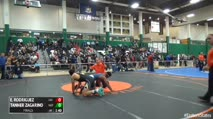 195 Finals - Elijah Rodriguez, Long Beach vs Tanner Zagarino, Mattituck