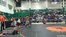 220 Finals - Terron Robinson, Walt Whitman vs Damien Caffrey, John Glenn