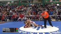 138 Semi-Finals - Vito Arujau, Syosset vs Kyle Mosher, South Side Cyclones
