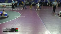 S72 Quarter-Finals - Sidney Tildsley, Doughboy vs Eddie Radecki, Little Lynx