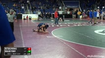 M125 Consi of 8 #1 - Aj Suliveras, Smitty's Barn vs Kaleb Toby, Little Lynx