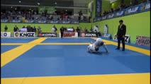 Yevhenii Mytchenko vs. Henrique Ferreira Costa IBJJF 2017 European Championships