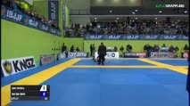 Hui Qin Choo vs Jane Soodla IBJJF 2017 European Championships