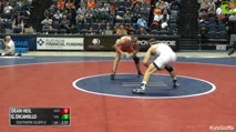 141 Semi-Finals - Dean Heil, Oklahoma State vs George DiCamillo, Virginia