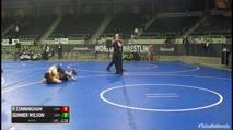 Hwt 2nd Place - Pierce Cunningham, Lion Elite vs Gunner Wilson, Catoosa Wrestling