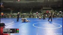 Hwt Finals - Tyson Terry, Nebraska Boyz vs Gunner Wilson, Catoosa Wrestling