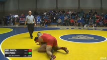 170 Round of 16 - Abel Garcia, Oakdale vs Eric Ponce, Golden Valley