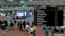 Girl's 4x800m Relay, Round 1 Heat 1