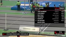 Boy's 55m Red, Round 1 Heat 1