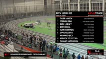 Boy's 1600m Red, Round 1 Heat 1