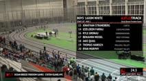 Boy's 1600m White, Round 1 Heat 2