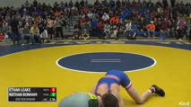 120 Semi-Finals - Ethan Leake, Buchanan vs Nathan Bonham, Pueblo County-CO