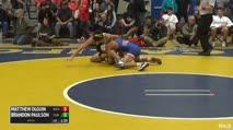 113 Semi-Finals - Matthew Olguin, Buchanan vs Brandon Paulson, Clovis
