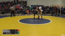 126 Semi-Finals - Robert Garcia IV, Selma vs Justin Mejia, Clovis