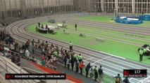 Girl's 4x400m Relay Red, Round 1 Heat 2