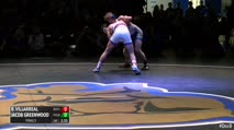 138 Finals - Brett Villarreal, Buchanan vs Jacob Greenwood, Poudre-CO