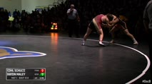 220 Finals - Cohl Schultz, Ponderosa-CO vs Haydn Maley, Roseburg-OR