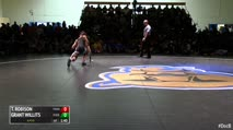 132 Finals - Theorius Robison, Pomona-CO vs Grant Willits, Pueblo County-CO