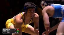 126 Finals - Justin Mejia, Clovis vs Jaden Abas, Rancho Bernardo