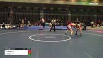157 Consi of 8 #1 - Spencer Heywood, UN-Utah Valley vs Jacob Thalin, UN-Cal State Bakersfield