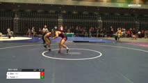 184 Consi of 8 #1 - Chasen Blair, UN-North Carolina vs Luke Funck, Campbell