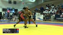 75 Finals - Kamal Bey, Sunkist Kids Wrestling Club vs Jesse Porter, NYAC