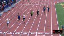 Men's 400m, Round 1 Heat 1