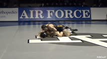 141 Timmy Box, Northern Colorado - 8 vs John Twomey, Air Force - 0