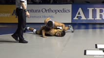 197 Jamarcus Grant, Northern Colorado - 15 vs Anthony McLaughlin, Air Force - 13