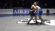 285 Jack Kuck, Northern Colorado - 15 vs Parker Hines, Air Force - 16
