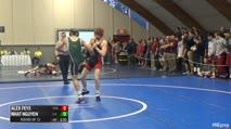 132 Round of 32 - Alex Feye, St. Pauls vs Nhat Nguyen, Concord Academy