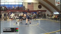 220 Finals - Brad Basham, BB&N vs Daric Johnson, Hyde - ME